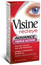 VISINE® Advance Triple Action Red Eye