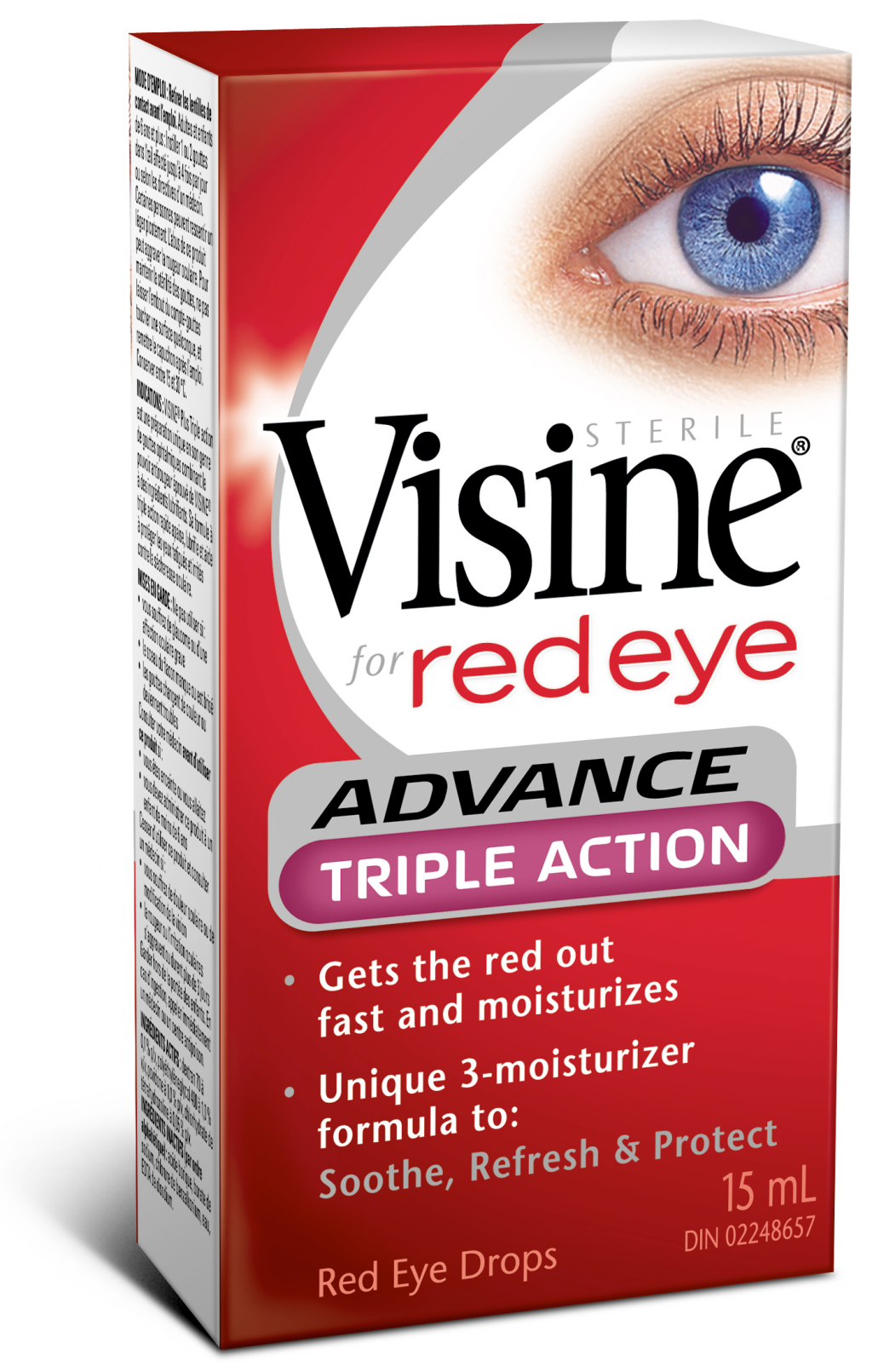 VISINE® Advance Triple Action Red Eye