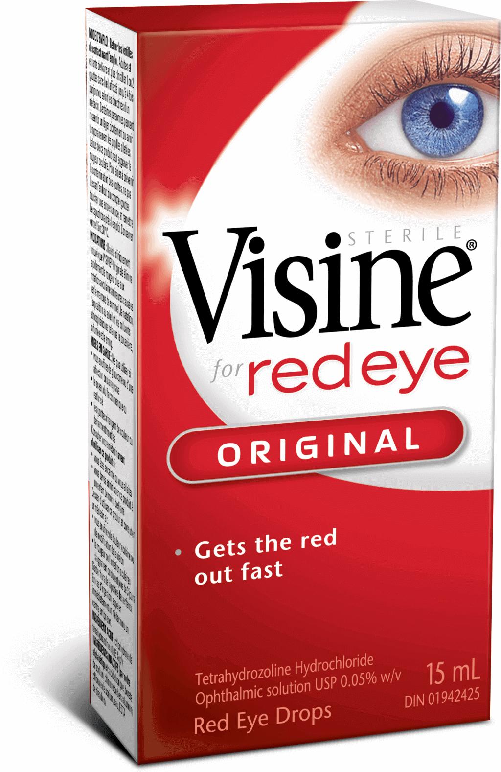 VISINE® Original Red Eye